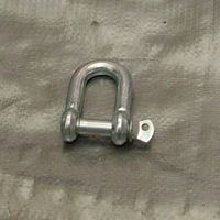 D Shackle - 10mm
