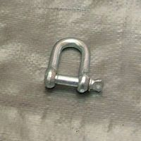 D Shackle - 8mm