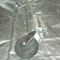Jockey Wheel - 6 inch Swing Up