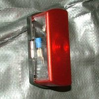 Number Plate Light - Red