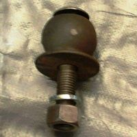 Towball - Cast - 2.250 Inch