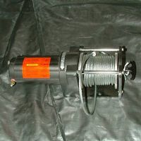 Winch - Electric