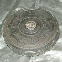 Wheel - 8 inch Solid Rubber