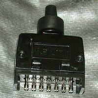 7 Pin Flat Plug